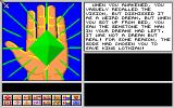 Legend of Lothian Amiga He gives you a green gem