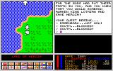 Legend of Lothian Amiga Starting out