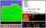 Legend of Lothian Amiga You fall prey to an orc ambush