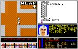 Legend of Lothian Amiga In the castle