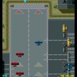 Sky Shark Sharp X68000 Start of the game, about to take off