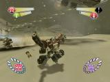 TransFormers PlayStation 2 Linking with his Sidekick, Optimus is able to slow time and attack with more aggression.