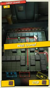MacGyver: Deadly Descent iPhone A somewhat more advanced puzzle