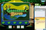Greenback Bayou Browser Title screen.