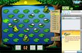 Greenback Bayou Browser At the core it's just checkers, without an opponent.