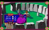 Conquests of Camelot: The Search for the Grail DOS Your purse is always with you, and there is some money management involved!