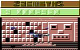 Zenith Commodore 64 End of level boss.