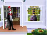 Dr. Seuss' The Cat in the Hat Windows The main menu