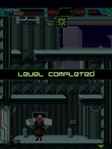 Cyberpunk: The Arasaka's Plot J2ME Level completed