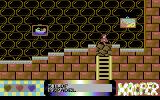 Kacper Commodore 64 Blocked entrance to the underworld
