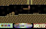 Kacper Commodore 64 Underground level