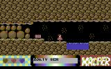 Kacper Commodore 64 Placing explosives