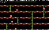 Panik! Atari 8-bit 100 points gained
