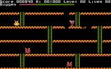 Panik! Atari 8-bit Monster escaped from the hole