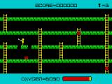 Panic ZX Spectrum Digging the hole