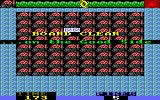 Knights & Demons Amstrad CPC Board cleared