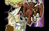 Knights & Demons Commodore 64 Loading screen