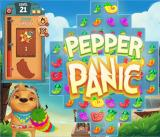Pepper Panic Saga Browser Pepper Panic!