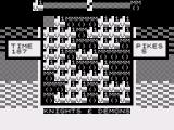 Knights & Demons ZX81 Game in progress