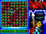 Knights & Demons DX ZX Spectrum The tiles are animated in this version