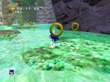 Sonic Adventure DX (Director's Cut) Windows Floating rocks