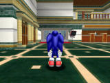 Sonic Adventure DX (Director's Cut) Windows In a hotel