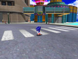 Sonic Adventure DX (Director's Cut) Windows On the streets