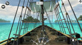 Assassin's Creed: Pirates Browser Racing with the first-person perspective.