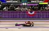 WWF WrestleMania Arcade Pinned to the canvas.