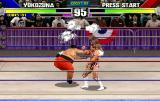 WWF WrestleMania Arcade Throwing powder.