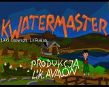 Skaut Kwatermaster Amiga Title screen