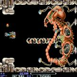 R-Type Sharp X68000 First boss: Dobkeratops