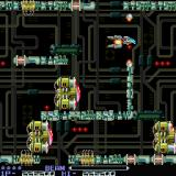 R-Type Sharp X68000 Stage 6: Transport System