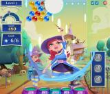Bubble Witch 2 Saga  Browser When you reach your goal, the witch casts a spell.