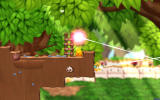 Toki Tori 2+ Windows Using a teleporter.