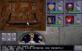 Eye of the Beholder II: The Legend of Darkmoon DOS Dungeons aren't all barren. There are some objects here and there. And you'll be treated to descriptions from time to time