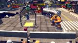 LEGO Marvel Super Heroes Windows Fighting Doctor Octopus