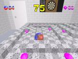 Super Gerball Windows Easy difficulty: start of level 20