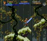 Super Star Wars: The Empire Strikes Back SNES Meanwhile, Luke learns the ways of the force in Dagobah