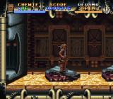 Super Star Wars: The Empire Strikes Back SNES Cloud City is full of dangers! Now Chewbacca needs to find C3PO