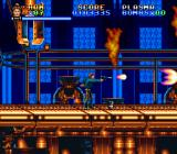 Super Star Wars: The Empire Strikes Back SNES Han Solo makes his way through the carbonite facility...