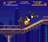 Super Star Wars: The Empire Strikes Back SNES And Chewbacca now tries to find out the secrets behind Cloud City....