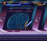 Super Star Wars: The Empire Strikes Back SNES Luke thinks he has mastered the ways of the force...