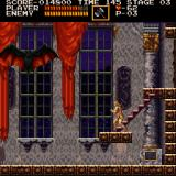 Castlevania Chronicles Sharp X68000 First boss