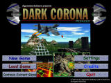 Dark Corona Pegasus Windows Title screen