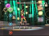 Fame Academy: Dance Edition PlayStation 2 Roxana dancing