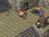 Breath of Fire III PlayStation The grim Junk Town has an almost post-apocalyptic vibe