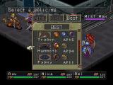 Breath of Fire III PlayStation You'll eventually be able to custom-make powerful dragon transformation types