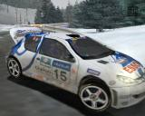 Pro Rally PlayStation 2 The cars are quite well done