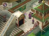 Breath of Fire IV PlayStation Many towns in the game have a distinct Chinese vibe